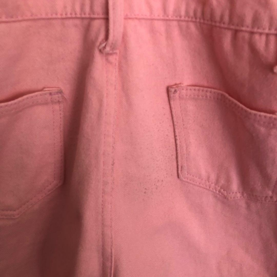 Pink Overalls/Dungarees