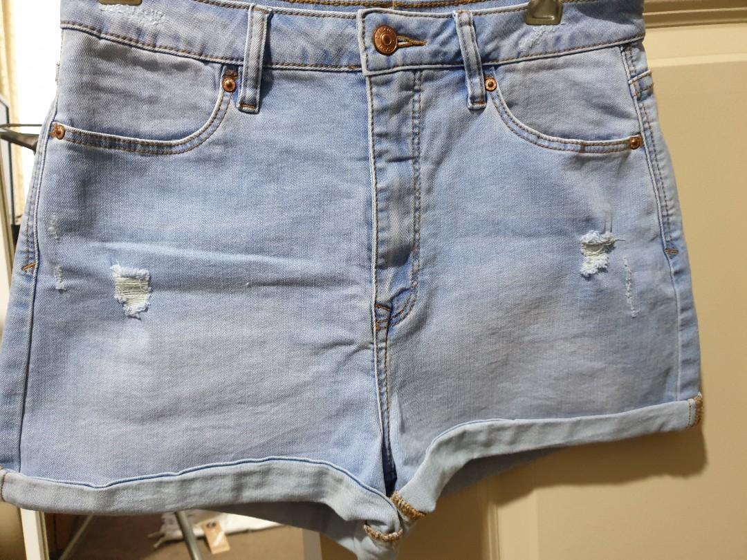 Ripcurl Denim Shorts - Size 12