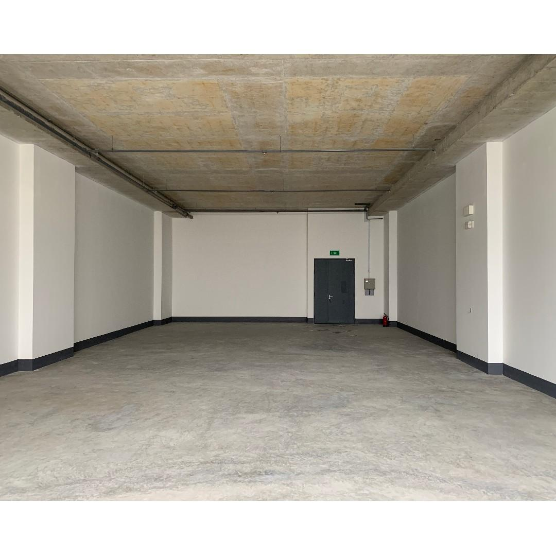 Sembawang warehouse/B1 factory for rent