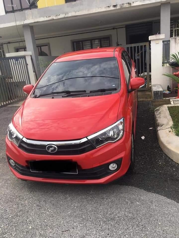 SEWA BELI>>Perodua Bezza 1.3(A) Advance 2018/March