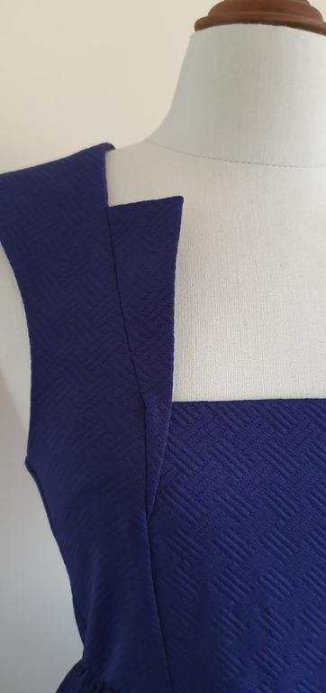 Size 10 As new, worn once Ally Fashion Dark blue / Navy dress