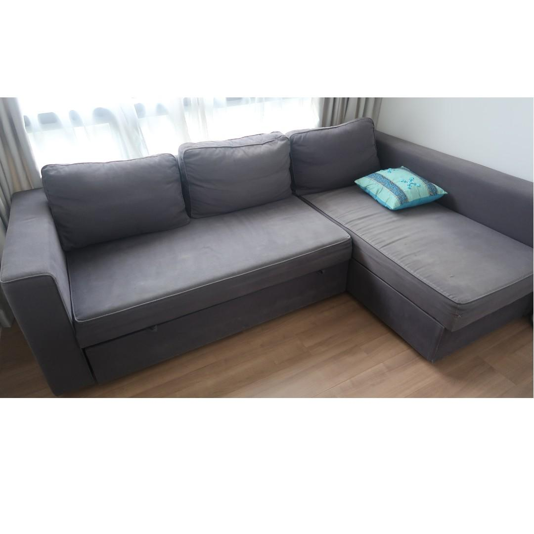 Sofabed - 3 seater - Ikea