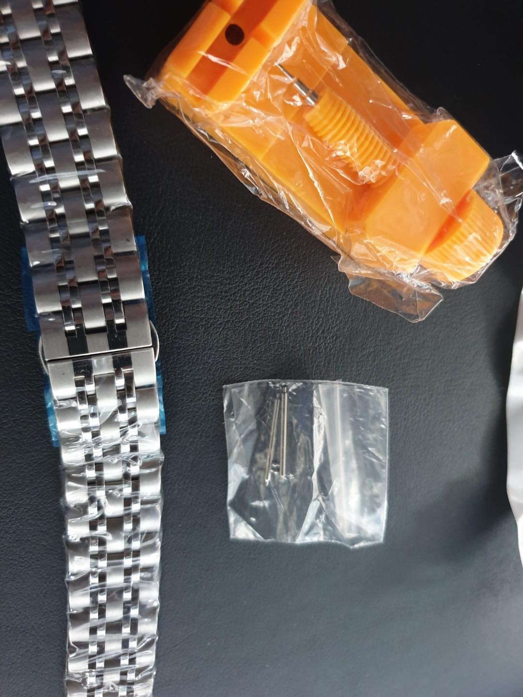 Strap Samsung Galaxy Watch 42mm SS New