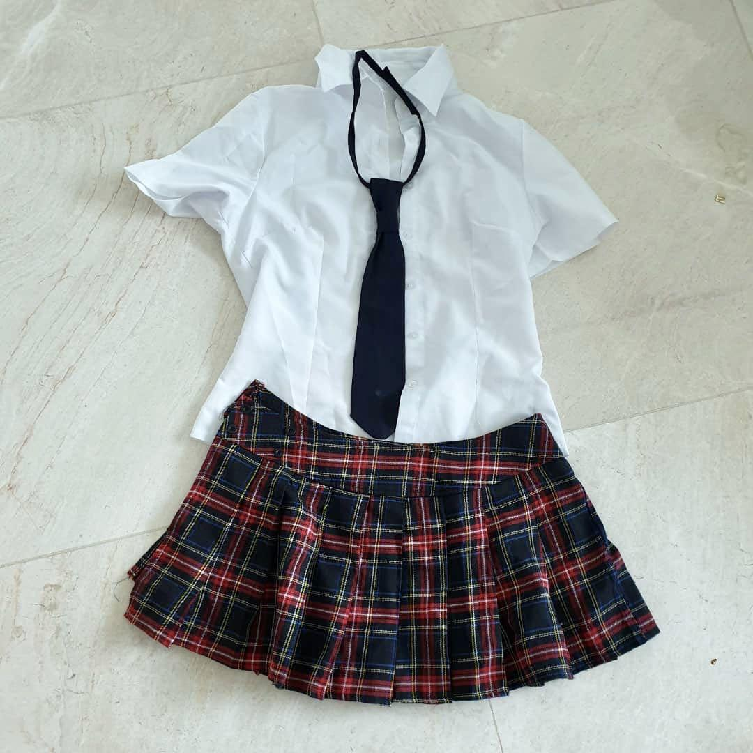 Student Costume/ Cosplay / Roleplay