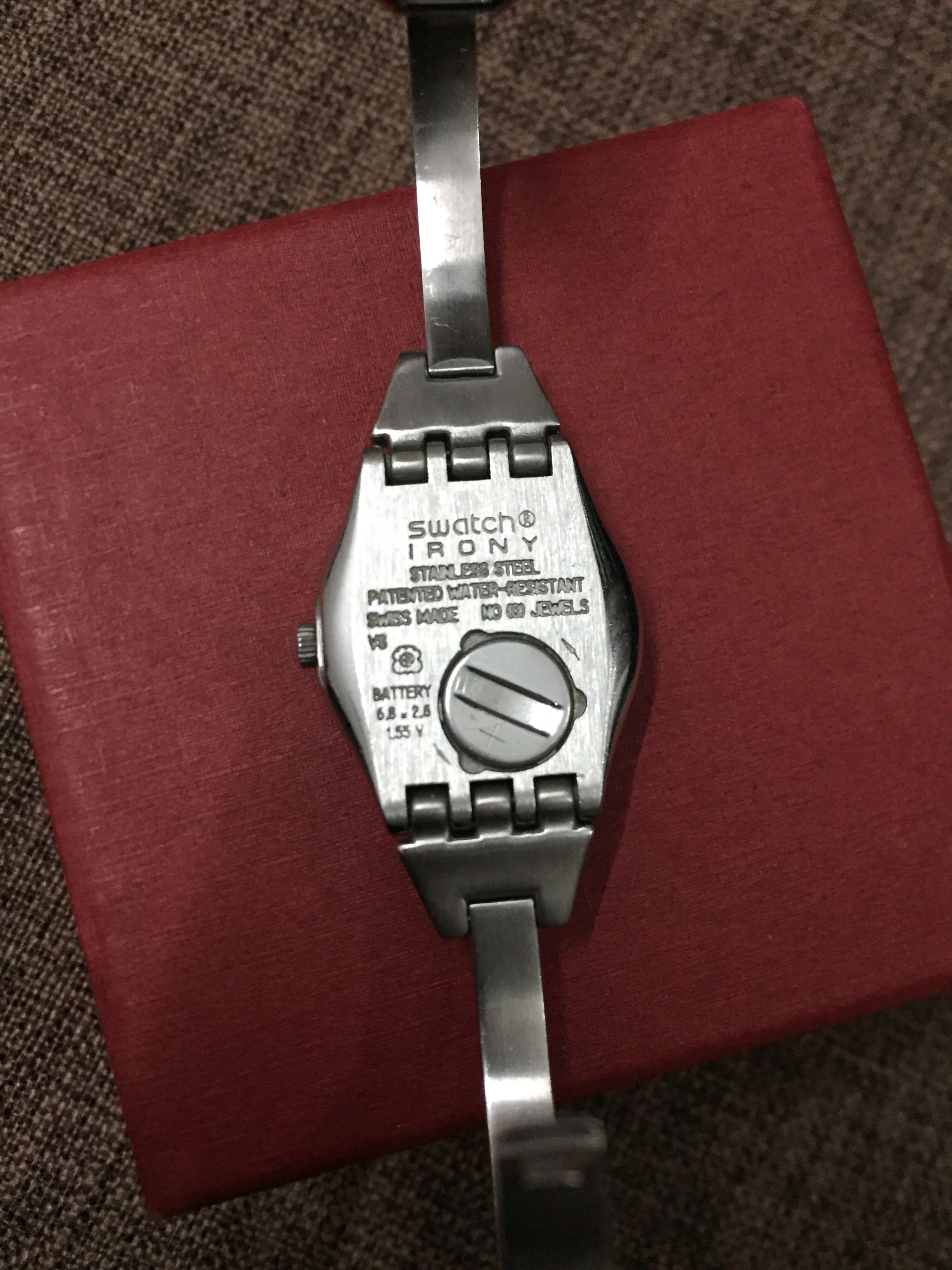 Swatch Irony Bangle Watch