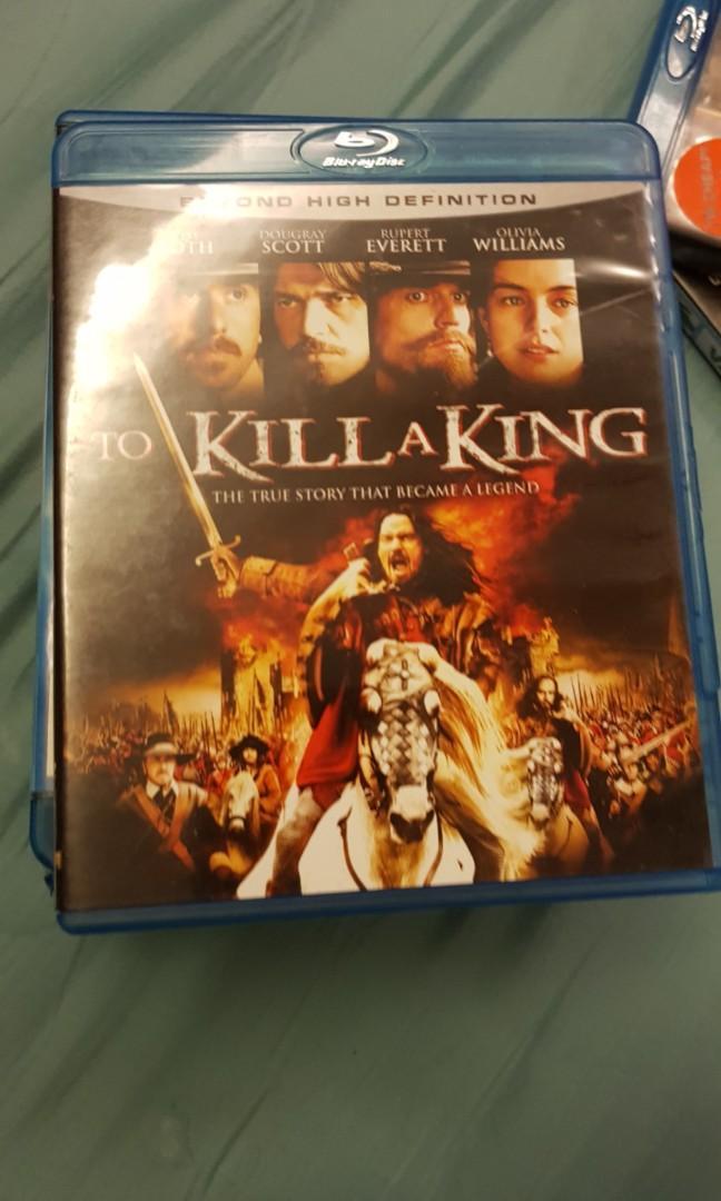 To Kill A King Blu Ray