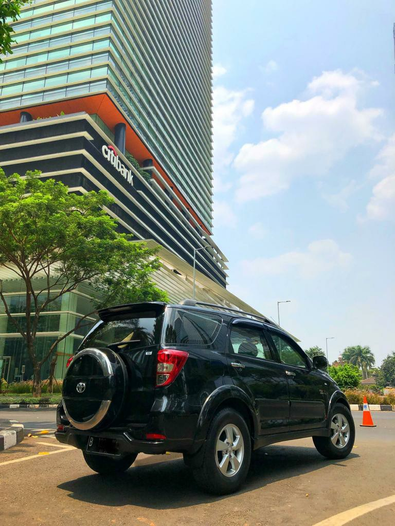 Toyota Rush S Type Tertinggi A/T 2010 Tangan Pertama Dari Baru Full Ori Pajak Panjang Nopol Pilihan