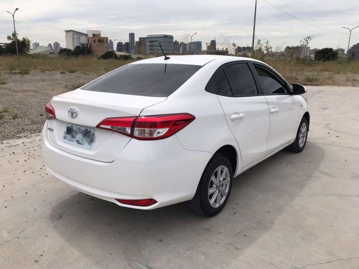 Toyota Vios  1.5 2018年