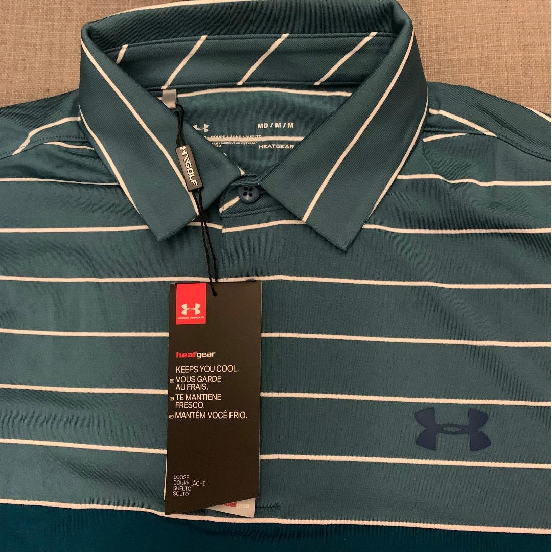 Under Armour Golf Polo Brand New with Tag