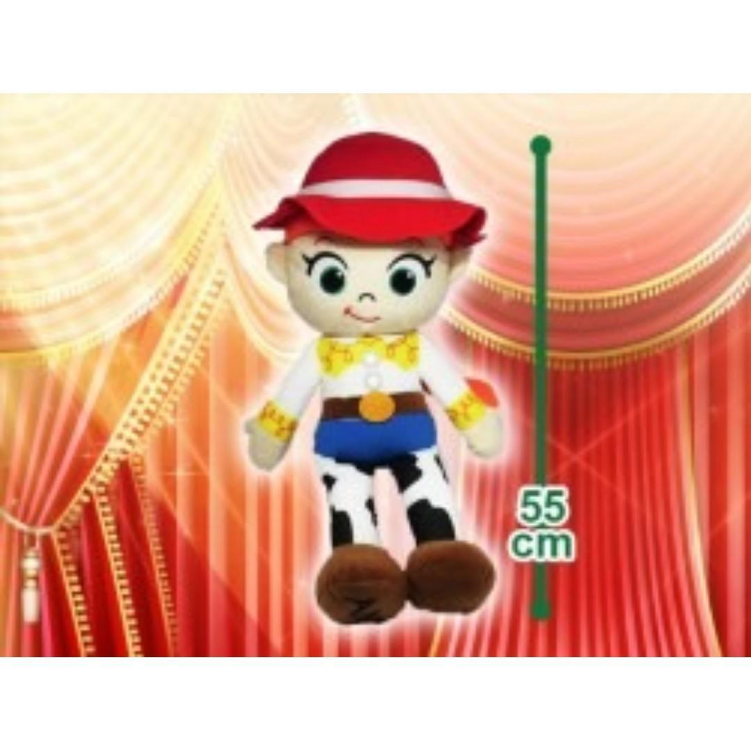 [INSTOCKS] TOREBA Toy Story 4 - Jessie Giga Jumbo Plushy