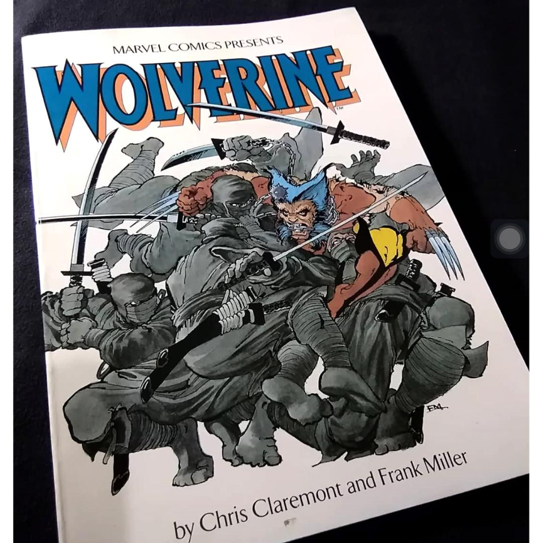 Wolverine by Chris Claremont Graphic Novel. Willing to trade for something else. Message your offers.