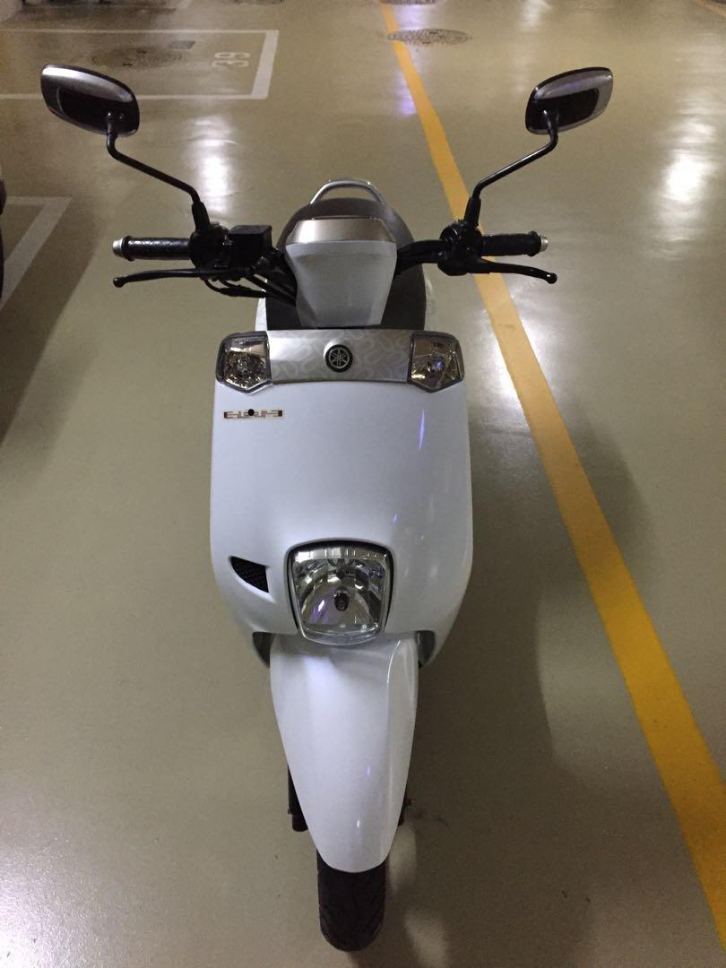 (極新自售)YAMAHA CUXI 115 2016 IS版 一手女用車