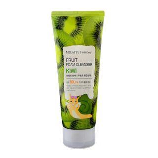 SPECIAL PRICE !!  MILATTE FASHIONY FRUIT FOAM CLEANSER - KIWI