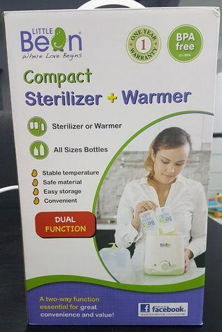 Little Bean Compact Sterilizer and Warmer
