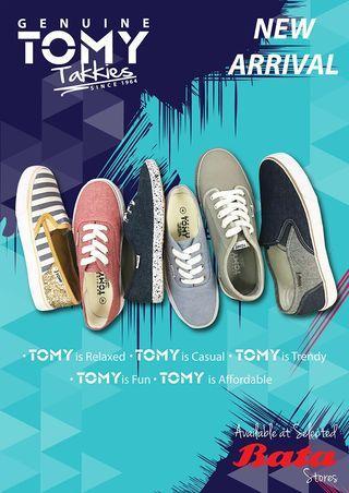 Sepatu tomy takkies