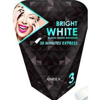 全新ANRIEA艾黎亞黑瓷亮白美齒貼片6片/3包