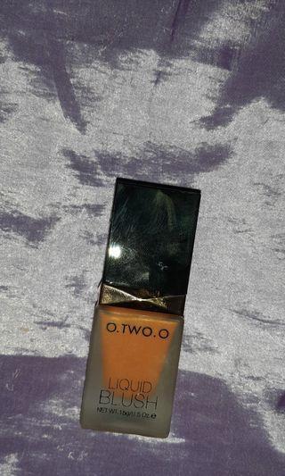 O.TWO.O Liquid Blush no 03