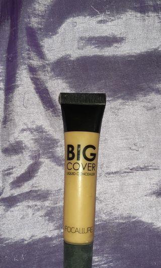 Focallure Big cover liquid concealer no 02 natural