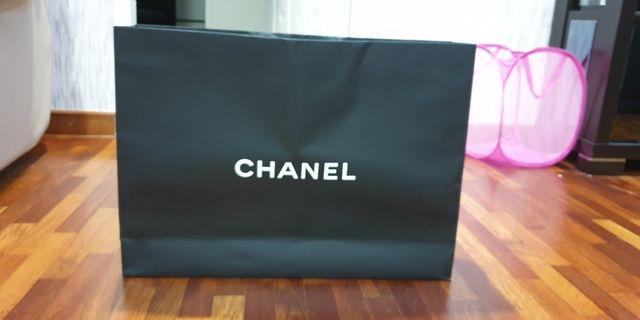 EXTRA LARGE Chanel Paper Bag