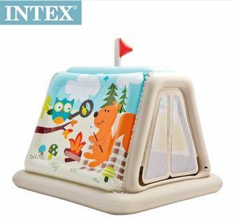 INTEX充氣城堡兒童帳篷