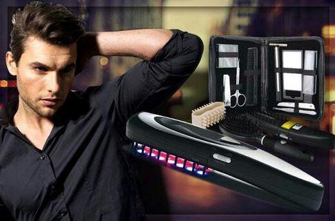 Sisir penumbuh rambut dan jambang new