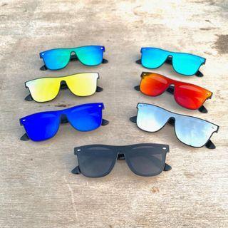 Ready Stock Justin Blaze Sunglasses With Frame