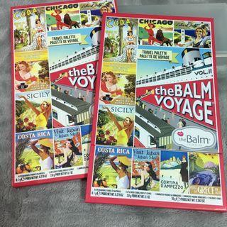 theBalm航海之旅眼影盤
