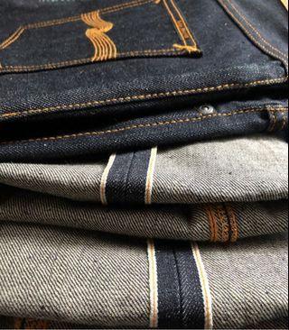 Nudie jeans selvegde