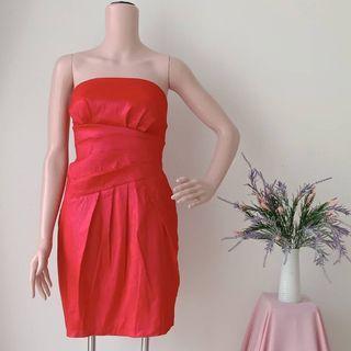Red Dress Twenty One