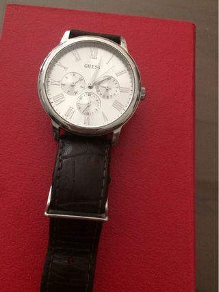 jam tangan guess mulus