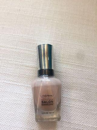 Sally Hansen Nail Color