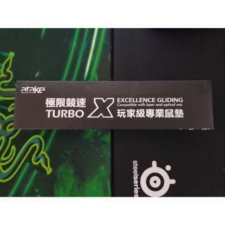 【全新】ATake 威立達 電競 滑鼠墊 黑色 小 極限競速X玩家級專業鼠墊 SMP-113CBK