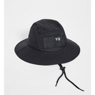 不敗時尚經典 ! Y3 漁夫帽 ~ 稀有特仕版 ! 只有兩頂