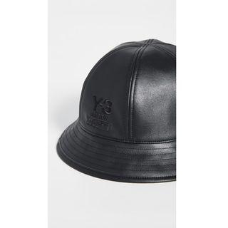 不敗時尚經典 ! Y3 漁夫帽、紳士帽 ~ 稀有 ! 最後一頂~