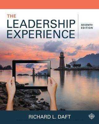 [全新] The Leadership Experience Richard seventh edition 管理原文書