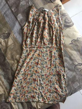 Flower mididress