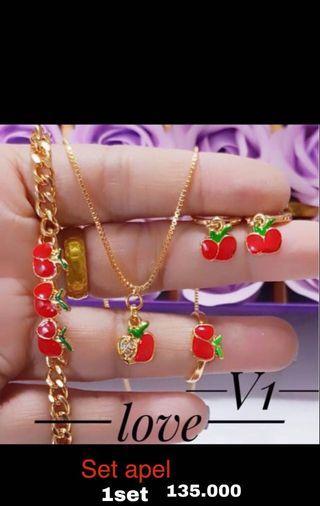 Perhiasan 1set