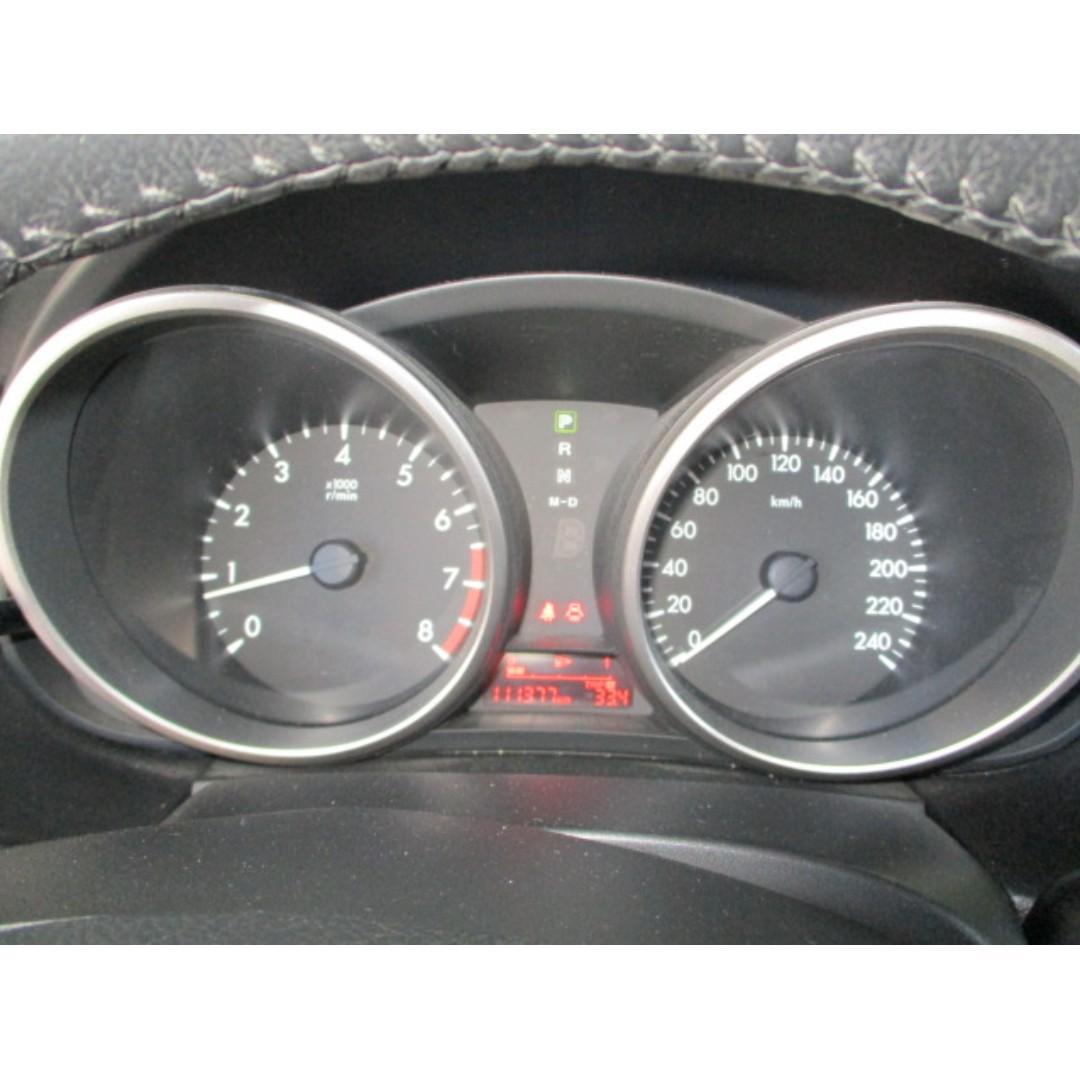 馬自達-馬五-12年-中古車 二手車 全額貸 零頭款 代步車  來店看車就送按摩禮卷❤!!