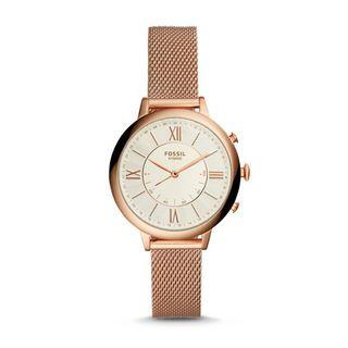 Fossil Smartwatch Jacqueline Stainless Steel Watch Hybrid