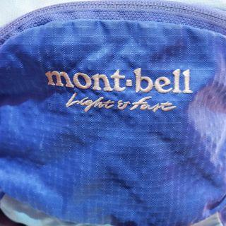 waist bag montbell wb montbell