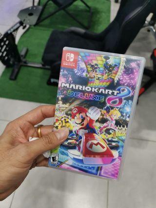Nintendo switch mario kart deluxe 8