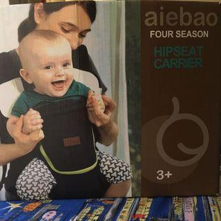 aiebao腰凳背巾
