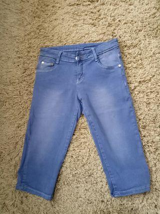 New jeans 7/8/uk 29