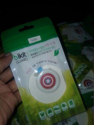 Pin anti nyamuk