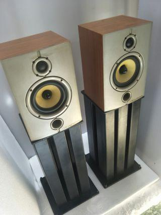Whafadale Diamond 8.1 - 2 Ways Bookshelf Speakers