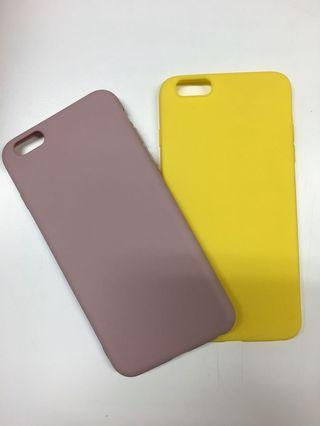 TAKE ALL 60 only! Plain case iPhone 6+/6s+ Case