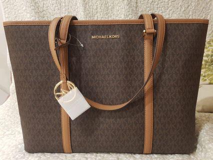 Michael Kor Large Tote Bag