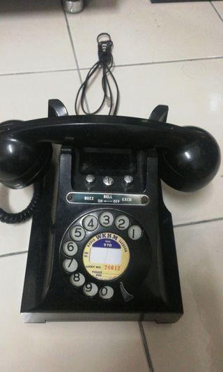 Telephone lama/antik