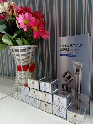 Yanko Platinum Original (Trial set)