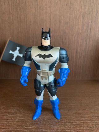 蝙蝠俠公仔 二手 無盒